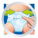 pañales-dodot-sensitive-t1-envoltura